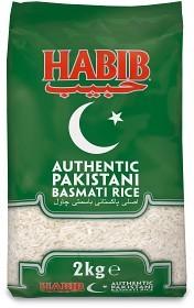 Bild på Habib Basmati Rice 2 kg