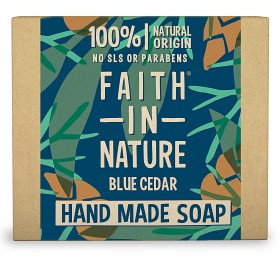 Bild på Hand Made Soap Blue Ceder 100 g