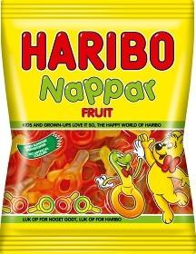 Bild på Haribo Nappar Fruit 80 g