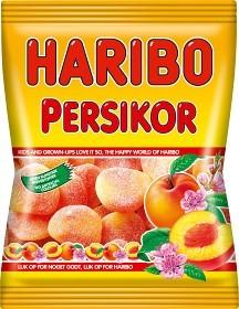 Bild på Haribo Persikor 80 g