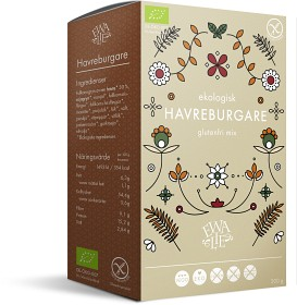 Bild på EWALIE Havreburgare glutenfri 200 g