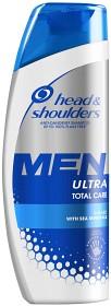 Bild på Head & Shoulders Men Ultra Total Care Schampo 225 ml