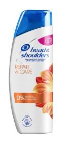 Bild på Head & Shoulders Schampo Repair & Care 250 ml