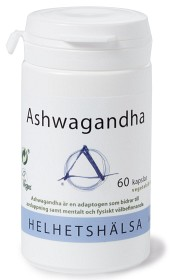 Bild på Hehetshälsa Ashwagandha 60 kapslar