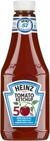 Bild på Heinz Tomato Ketchup 50% Mindre Socker 960 g