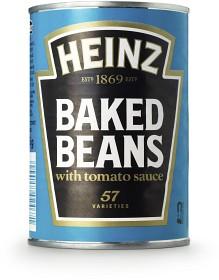 Bild på Heinz Vita Bönor i Tomatsås 415 g