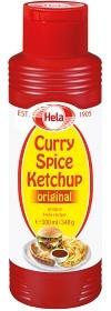 Bild på Hela Curry Spice Ketchup Original 348 g