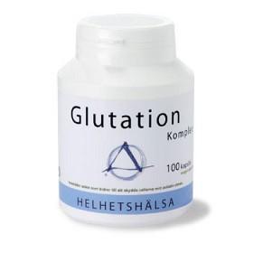 Bild på Helhetshälsa Glutationkomplex 100 kapslar