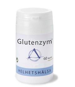 Bild på Helhetshälsa Glutenzym 60 kapslar