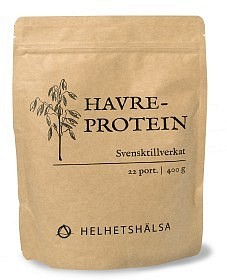 Bild på Helhetshälsa Havreprotein 400 gram