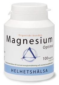 Bild på Helhetshälsa Magnesium Optimal 100 kapslar