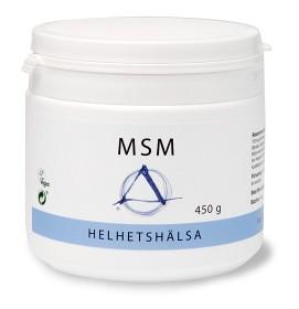 Bild på Helhetshälsa MSM 450 g