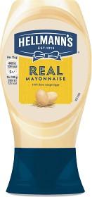 Bild på Hellmann's Real Mayonnaise Flaska 225 ml