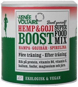 Bild på Hemp & Goji Boost Superfoodmix 200 g