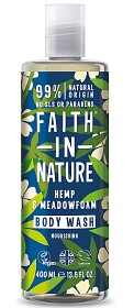 Bild på Hemp & Meadowfoam Body Wash 400 ml