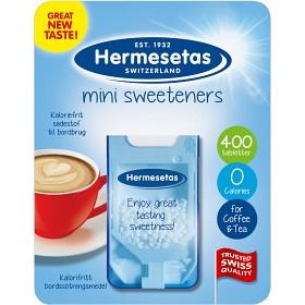 Bild på Hermesetas Sötningsmedel Mini Sweeteners 400st