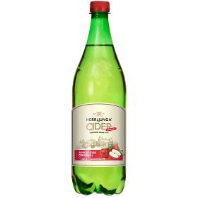 Bild på Herrljunga Äppelcider Original Alkoholfri 1 L inkl. Pant