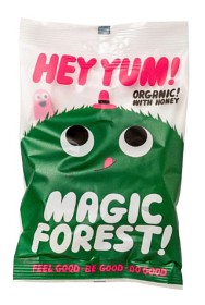 Bild på Hey Yum! Magic Forest Godispåse 100 g