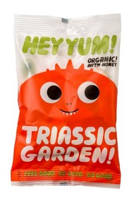 Bild på Hey Yum! Triassic Garden Godispåse 100 g
