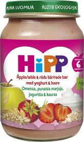 Bild på HiPP Röda Bär Äpple Yoghurt 6M 160 g