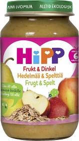 Bild på HiPP Fruktpuré Frukt & Dinkel 6M 190 g