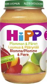 Bild på HiPP Fruktpuré Plommon & Päron 6M 190 g