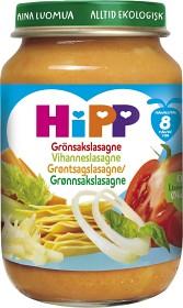 Bild på HiPP Grönsakslasagne 8M 190 g