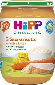 Bild på HiPP Grönsaksrisotto & Kalkon 12M 220 g