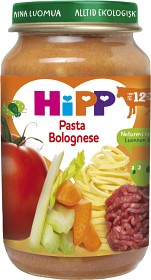 Bild på HiPP Pasta Bolognese 12M 220 g