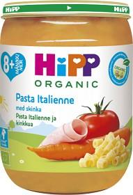 Bild på HiPP Pasta Italienne med Skinka 8M 190 g
