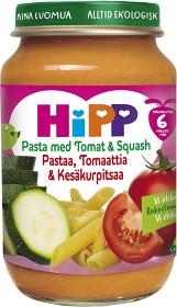 Bild på HiPP Pasta med Tomat & Squash 6M 190 g