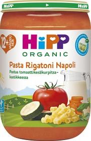 Bild på HiPP Pasta Rigatoni Napoli 12M 220 g