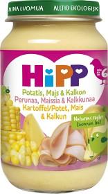 Bild på HiPP Potatis Majs & Kalkon 6M 190 g