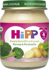 Bild på HiPP Potatis & Broccoli 4M 125 g