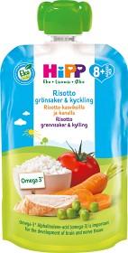 Bild på HiPP Risotto Grönsaker & Kyckling 8M 130 g