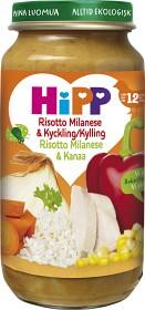 Bild på HiPP Risotto Milanese & Kyckling 12M 250 g