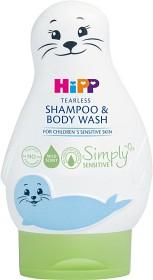 Bild på HiPP Shampoo & Body Wash 200 ml