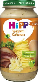 Bild på HiPP Spaghetti Carbonara 12M 250 g