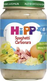 Bild på HiPP Spaghetti Carbonara 8M 190 g
