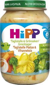 Bild på HiPP Tagliatelle & Grönsaker 8M 190 g