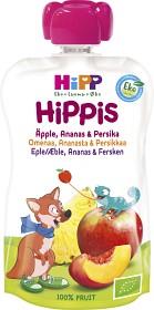 Bild på HiPPis Smoothie Äpple Ananas & Persika 6M 100 g