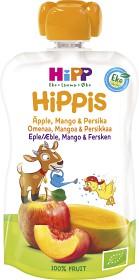 Bild på HiPPis Smoothie Äpple Mango & Persika 4M 100 g