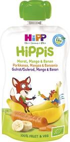 Bild på HiPPis Smoothie Morot Mango & Banan 4M 100 g
