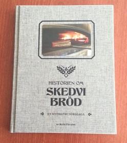 Bild på Historien om Skedvi Bröd Bok 1 st