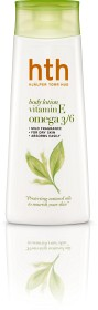Bild på HTH Body Lotion Vitamin E & Omega 200 ml