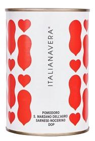Bild på Italianavera Tomater San Marzano DOP 400 g