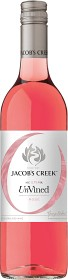 Bild på Jacob's Creek UnVined Rosé 75 cl