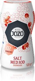Bild på Jozo Extrafint Salt med Jod 125 g
