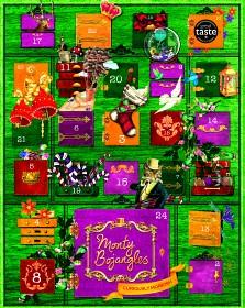 Bild på Monty Bojangles Julkalender Tryffel 250 g