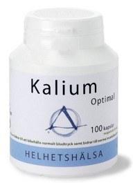 Bild på Helhetshälsa Kalium Optimal 100 kapslar